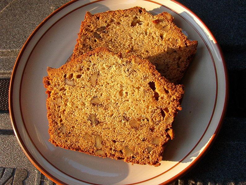 Applesauce Banana Bread Recipe