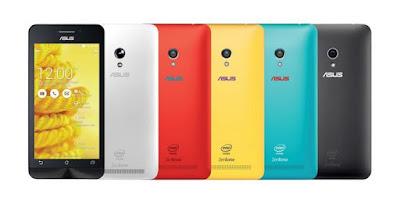 Asus Zenfone 4S, Harga Dan Spesifikasi