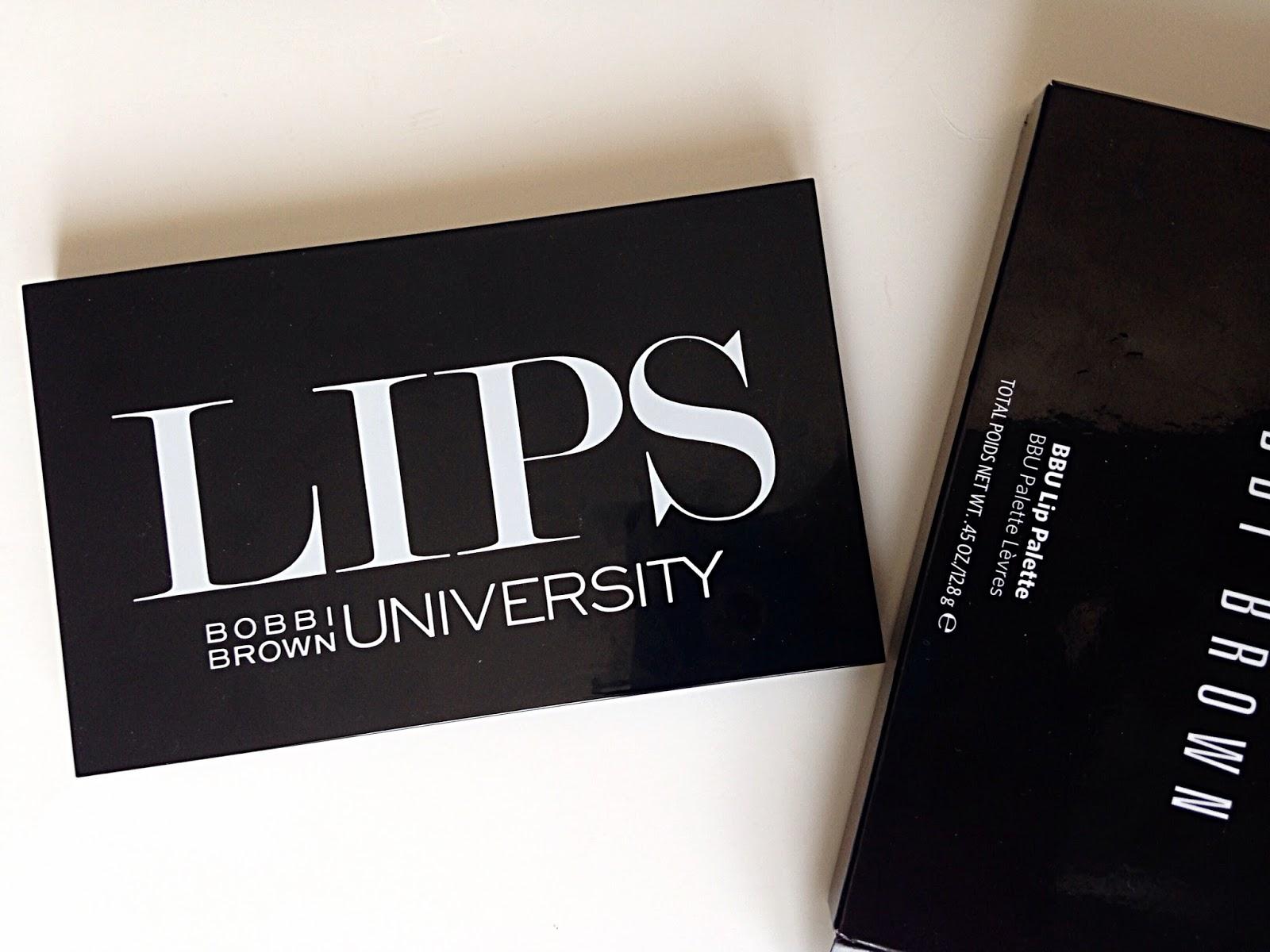 BBU Lip Palette by Bobbi Brown Cosmetics #11