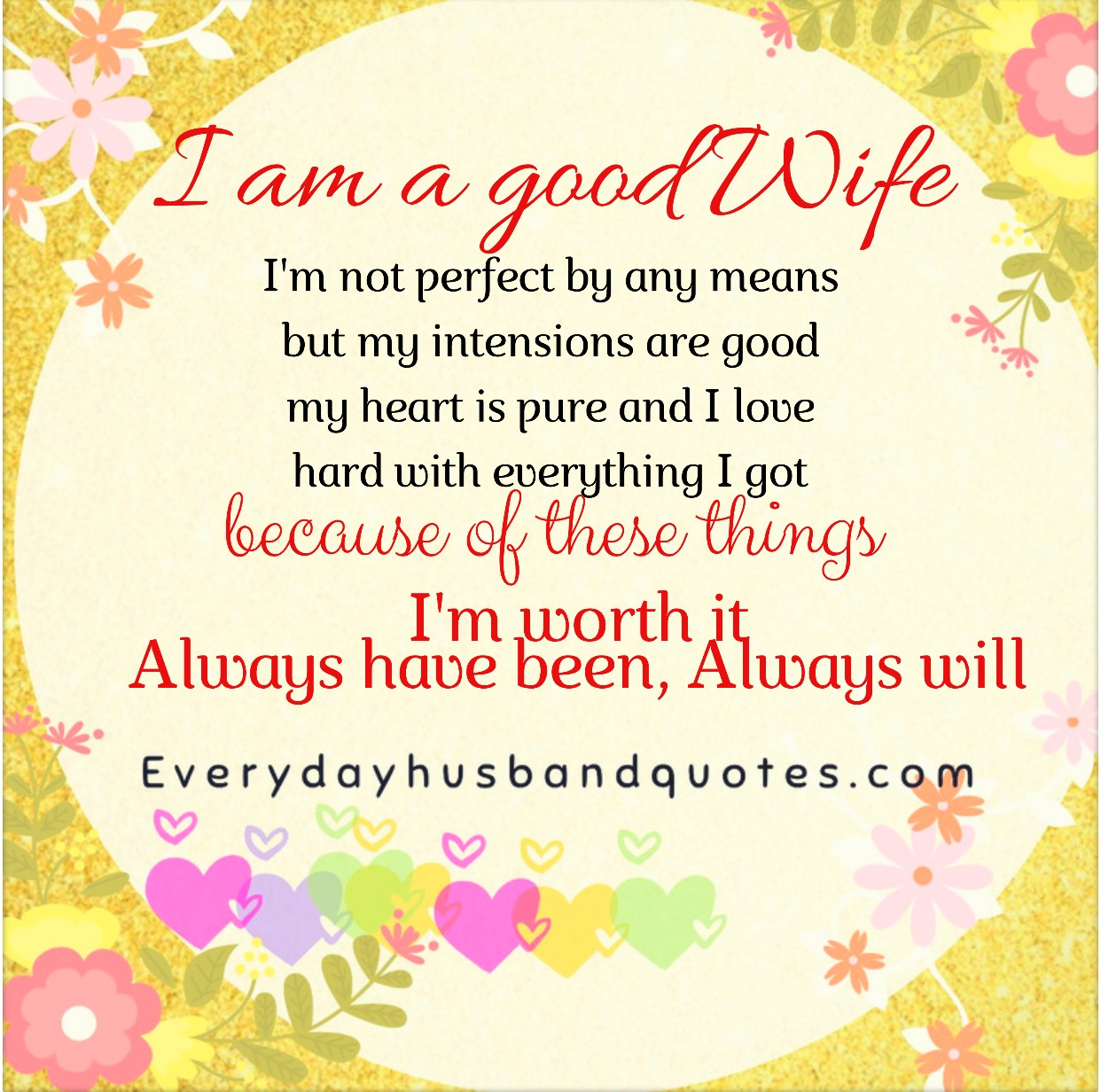 Everyday Husband Quotes.com...Yes! Marriage Still Works: I ...