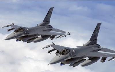 Jet Tempur Amerika Memantau Aksi 4 Nopember dari Manado