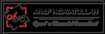 Arief Hidayatullah Shari`a Financial Consultant