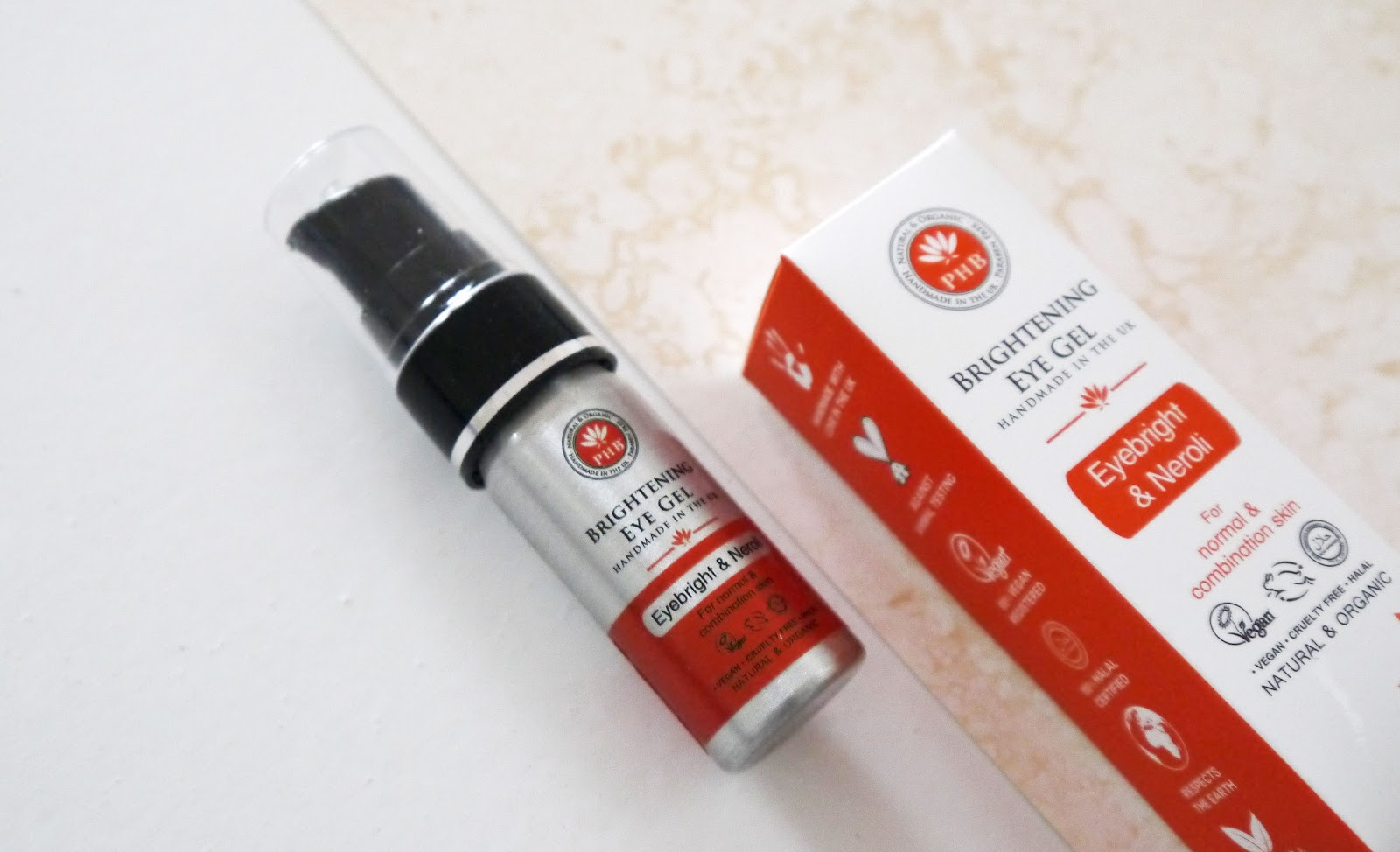 PHB Ethical Beauty Brightening Eye Gel