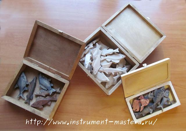 деревянные резные шкатулки