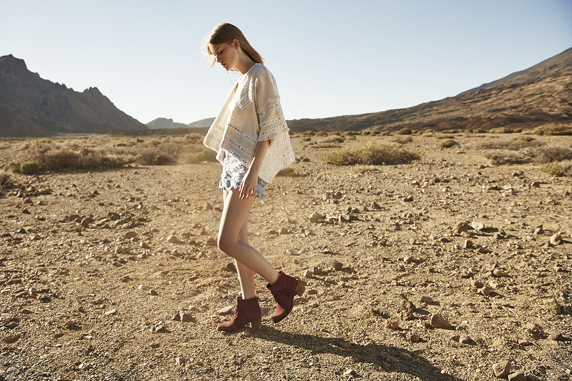 59c488b3ee4a beauty lives forever  Bershka  Spring-Summer Campaign 2016