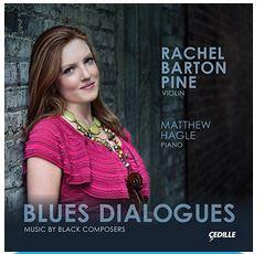 TheStrad.com: Blues Dialogues: Rachel Barton Pine, Matthew Hagle