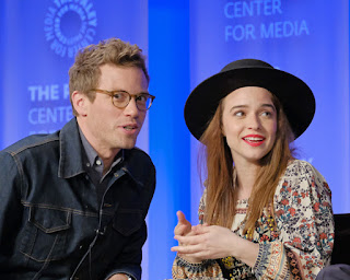 Interviews: 'NCIS: Los Angeles' cast members Barrett Foa and Renee Felice Smith at PaleyFest 2017