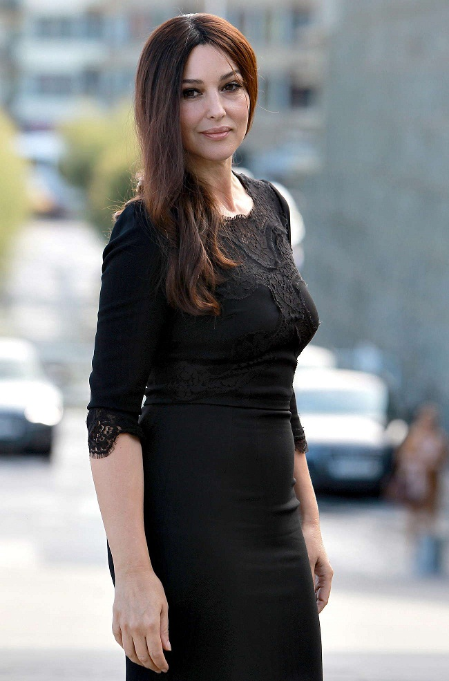 Monica Bellucci at 60th San Sebastian International Film Festival