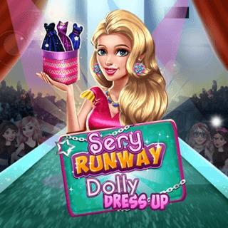 Jugar a Sery Runway Dolly