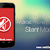 Trick To Find Your Android Smartphone On Silent Mode