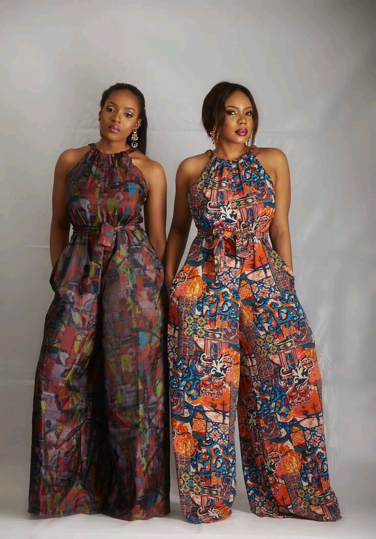 Best Ankara Jumpsuit Styles Download Latest Ankara