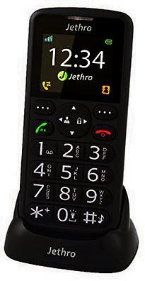 Cell Phones for Seniors from Jethro