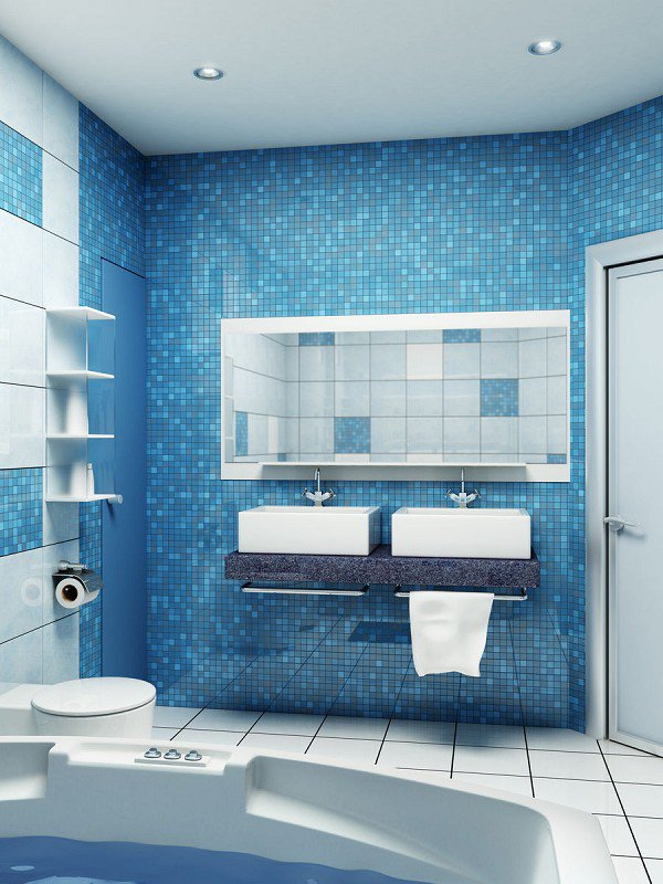 79 desain kamar mandi kecil mungil minimalis sederhana