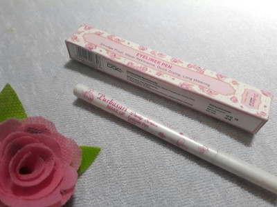 Review Purbasari Eyeliner pen Daily Series