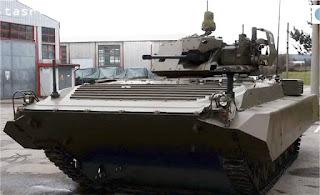 Bojové prieskumné vozidlo ISTAR/BPsVI