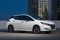 Mobil Nissan Leaf terbaru akan berjalan lebih jauh dan cepat