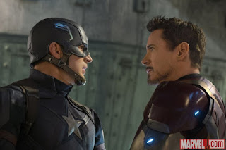Iron Man - Captain America: Civil War Character Guide