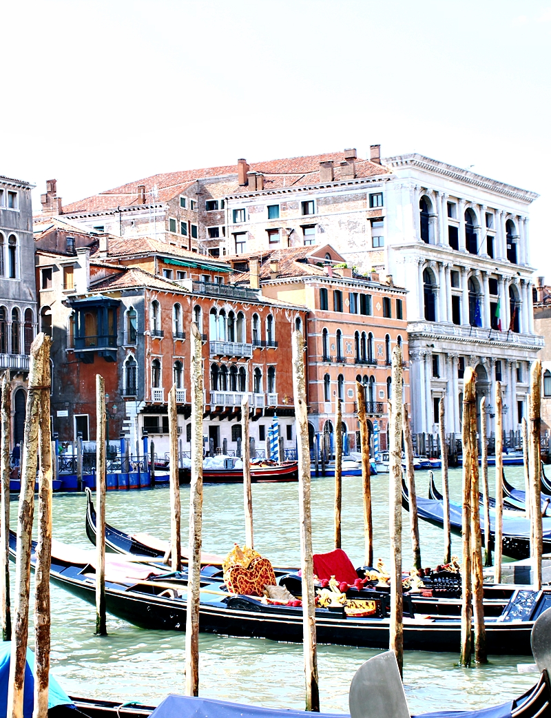NORTHEAST ITALY travel guide 3 day tour visit to Venice in the spring.Venecija u prolece.