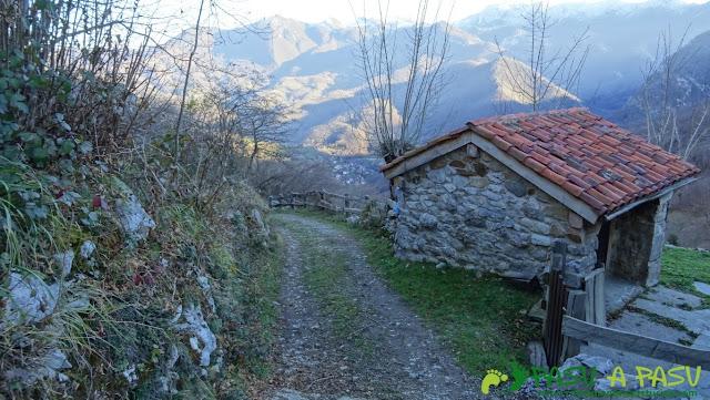 Cabaña sobre Caleao