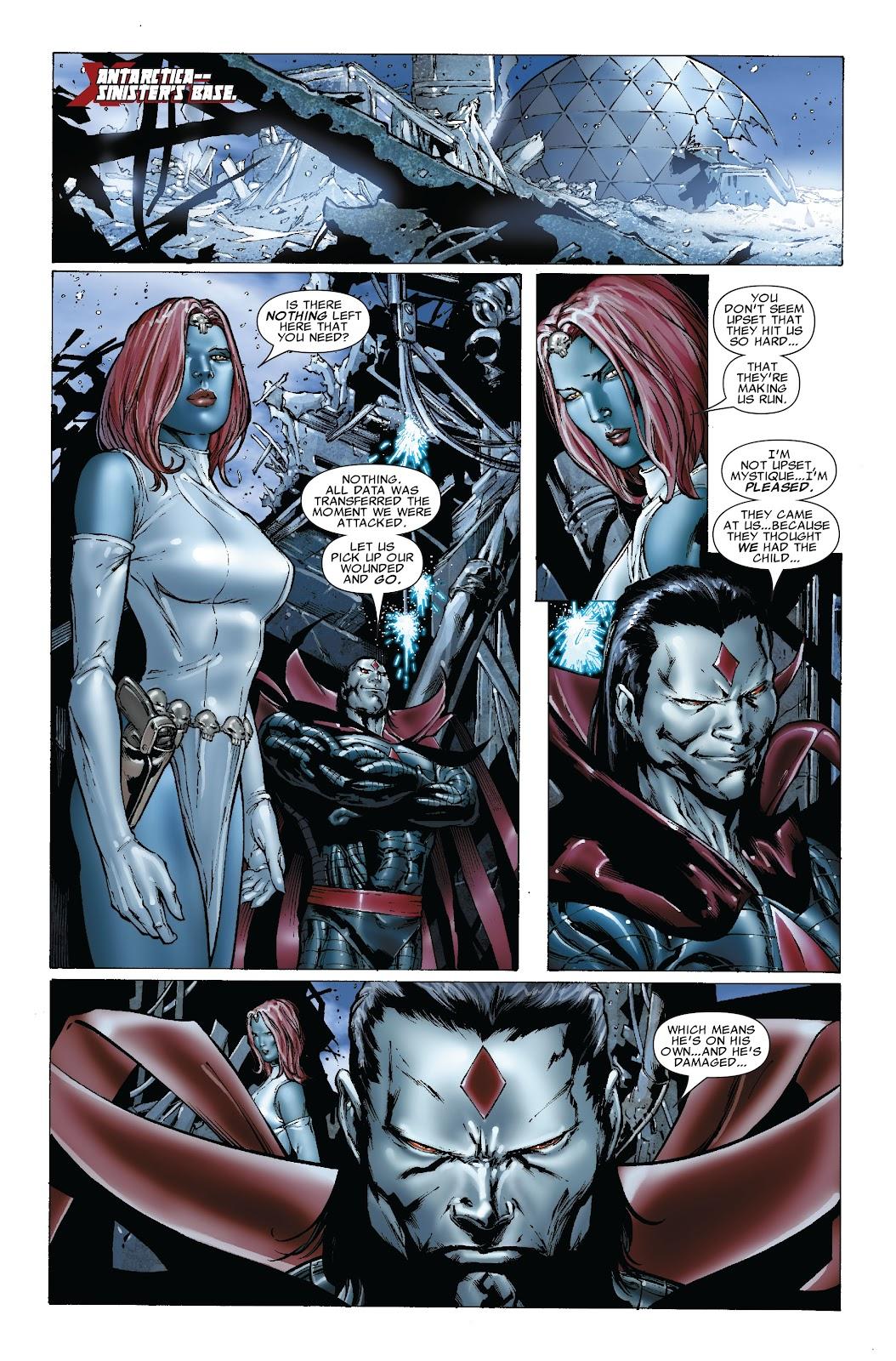 Uncanny X-Men (1963) issue 493 - Page 10