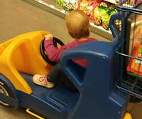 Einkaufen mit Kleinkind und andere Katastrophen