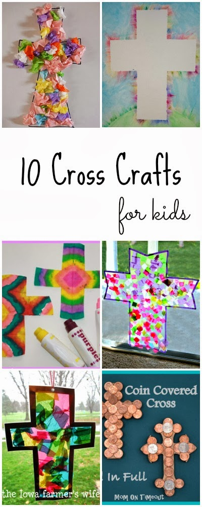 Cross Crafts For Kids Learn Play Imagine