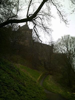Princes Street Gardens, Edinburgh Castle