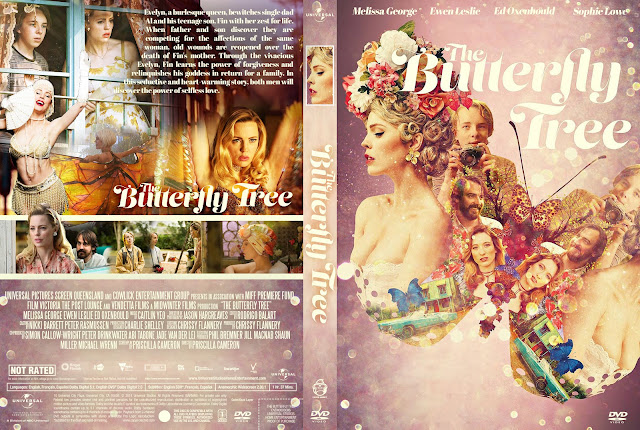 The Butterfly Tree DVD Cover
