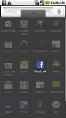 Facebook Login Sign Up Homepage