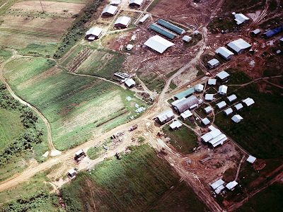 Jonestown from the air