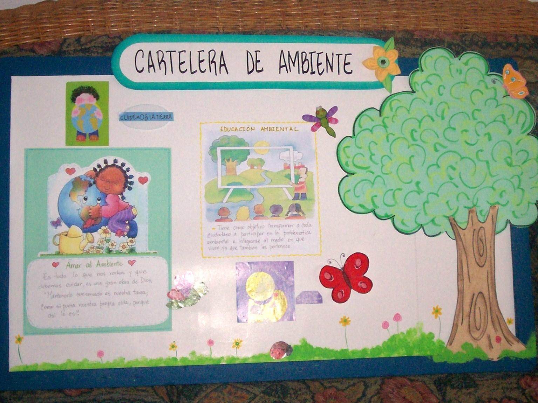 Maestra neila carteleras escolares modelos for Decoracion hogar venezuela