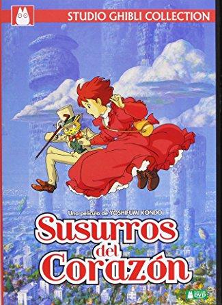Susurros del corazón (1995) [BRrip 1080p] [Latino] [Animación]