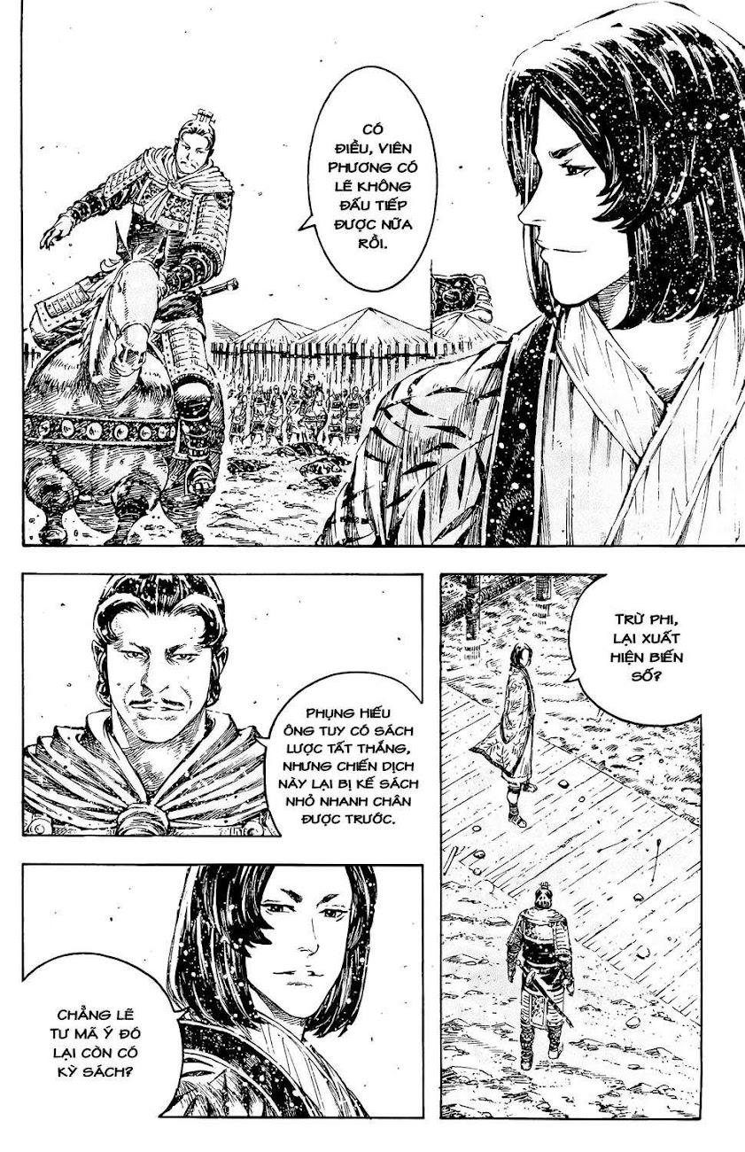 Hỏa phụng liêu nguyên Chương 352: Nhị trí tranh công [Remake] trang 14