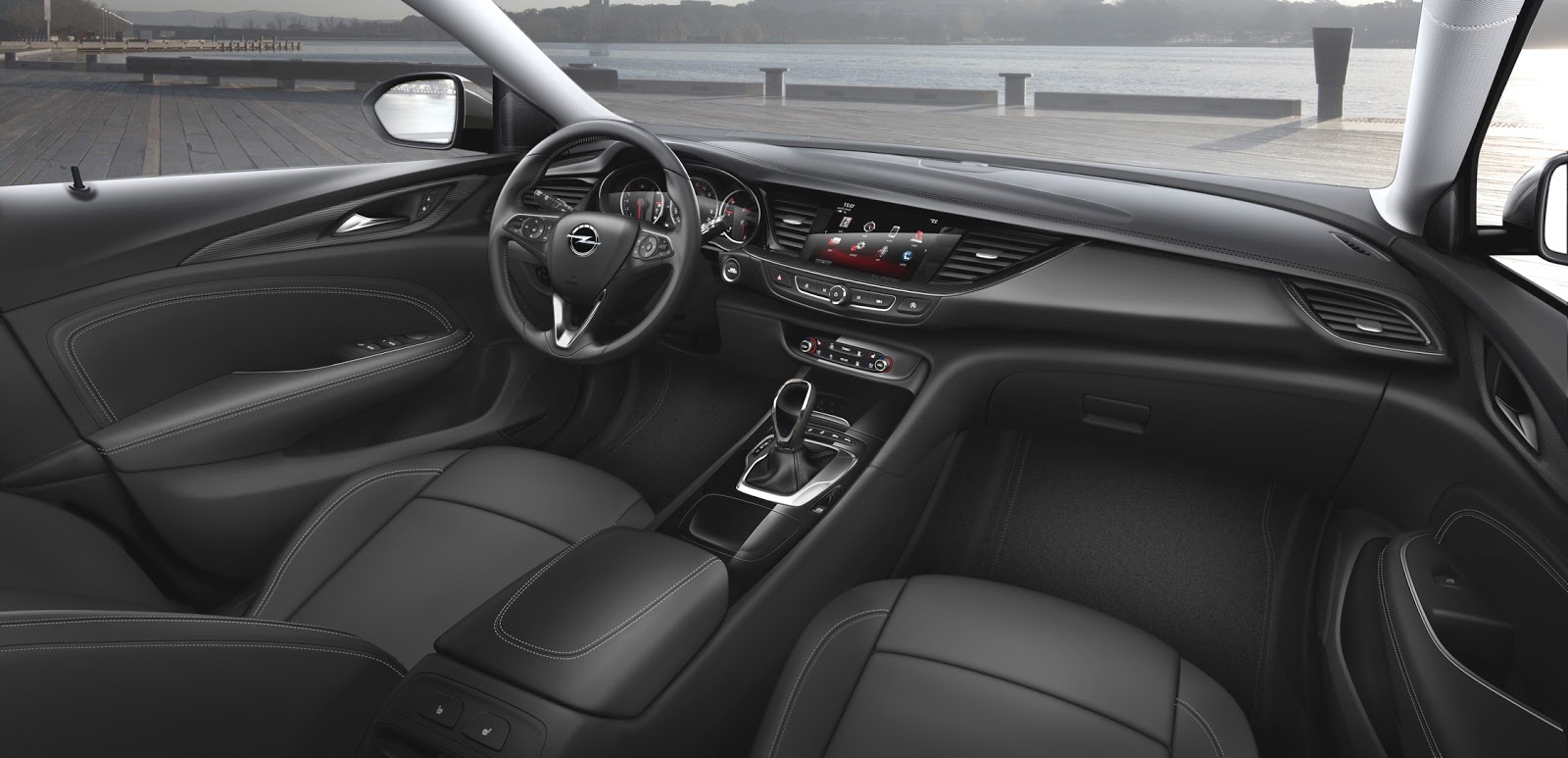 Car design and my life for Interior opel insignia 2015