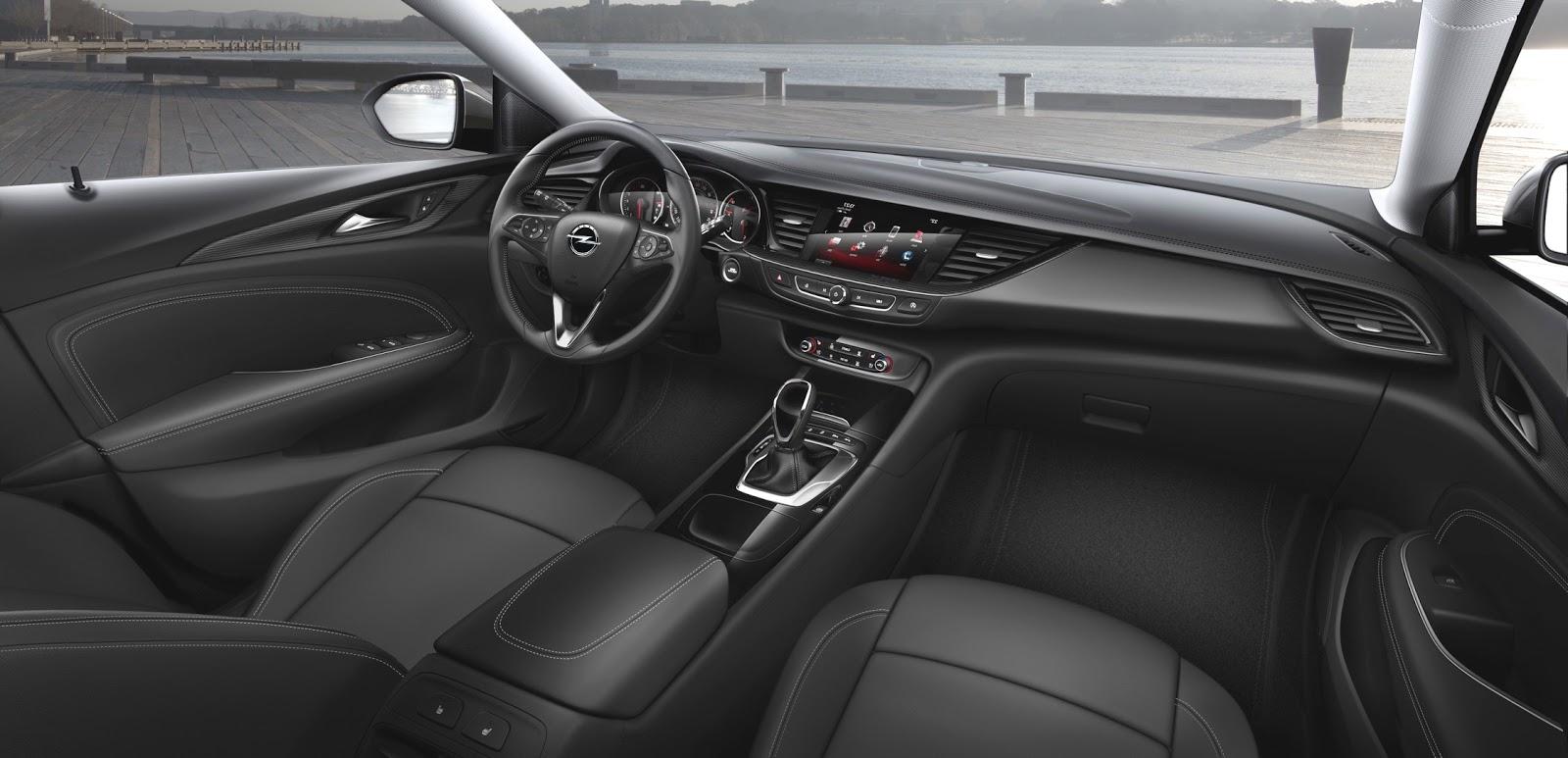 Car design and my life...: Opel Insignia Grand Sport Interior