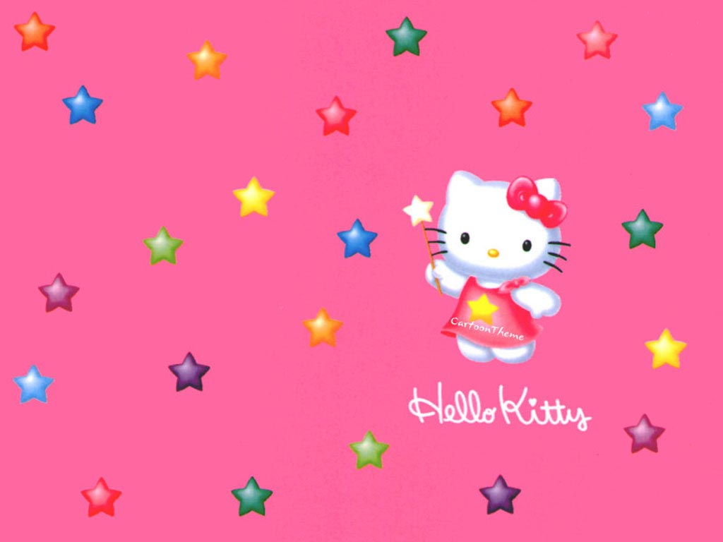 Wallpaper Hello Kitty HD Deloiz Wallpaper