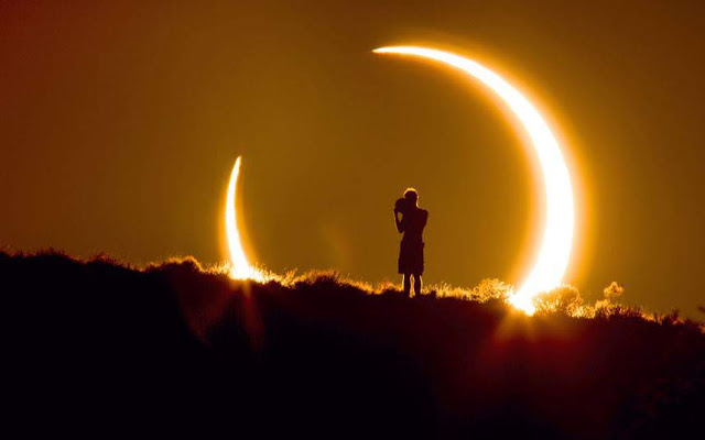 Gerhana Matahari ( 9 Maret 2016 )