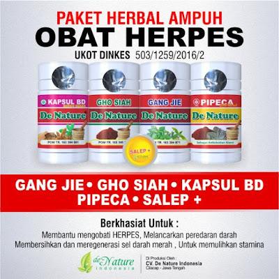 Ramuan Herbal Untuk Penyakit Herpes