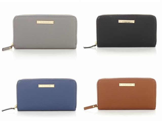 Vince Camuto Rori Leather Wallet only $17 (reg $98) + Free Shipping!