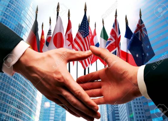 Definisi perjanjian internasional
