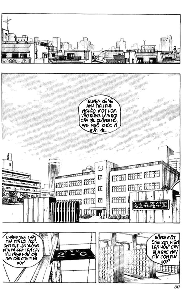 Shaman King [Vua pháp thuật] chap 65 trang 4