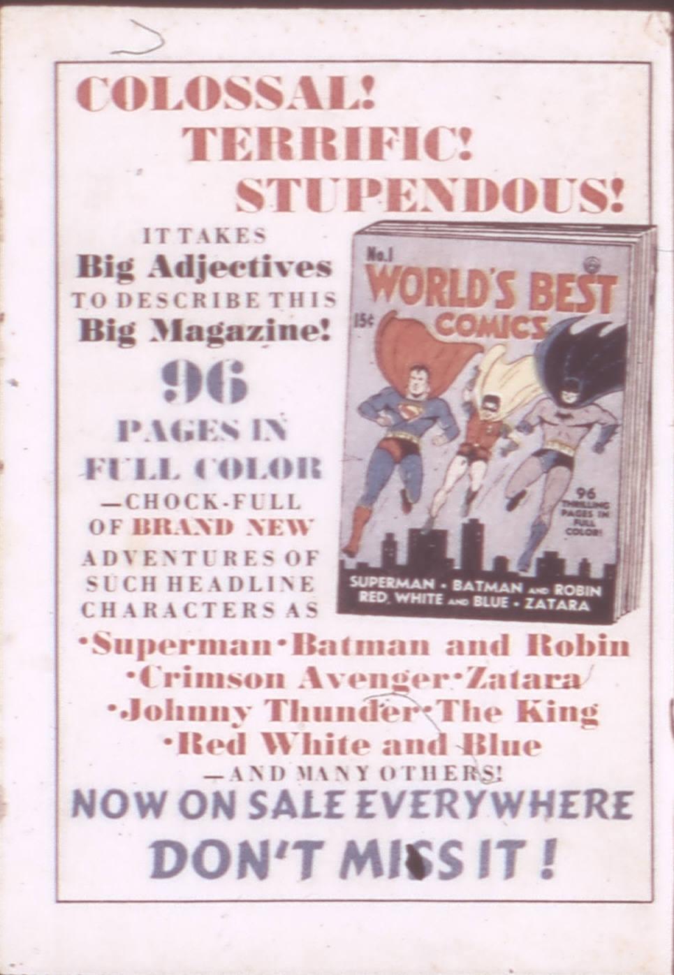 Read online All-American Comics (1939) comic -  Issue #25 - 66