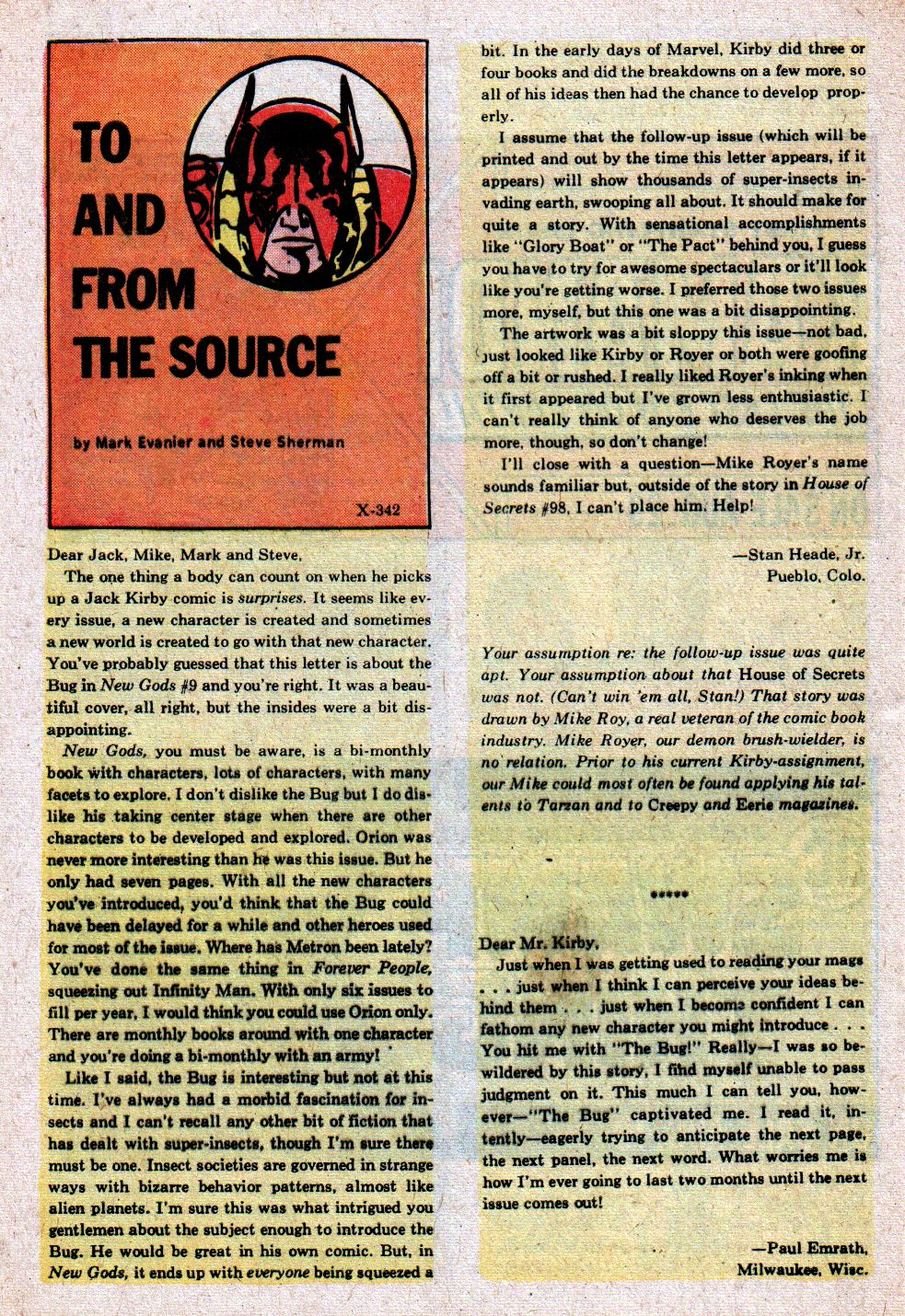 The New Gods (1971) issue 11 - Page 32