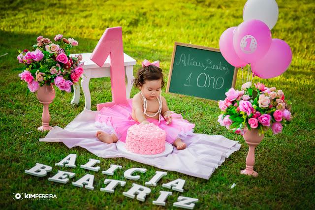 Smash the Cake | Alícia Beatriz