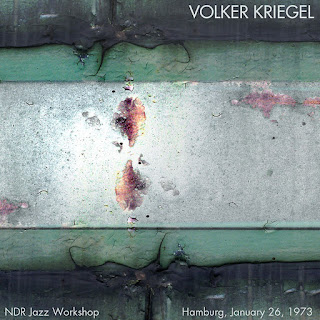 Volker Kriegel - 1973 - NDR Jazz Workshop - Hamburg, Januar 26, 1973