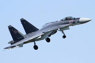 SUKHOI Su-35S FLANKER  Dinasti Flanker Yang Paling Mematikan