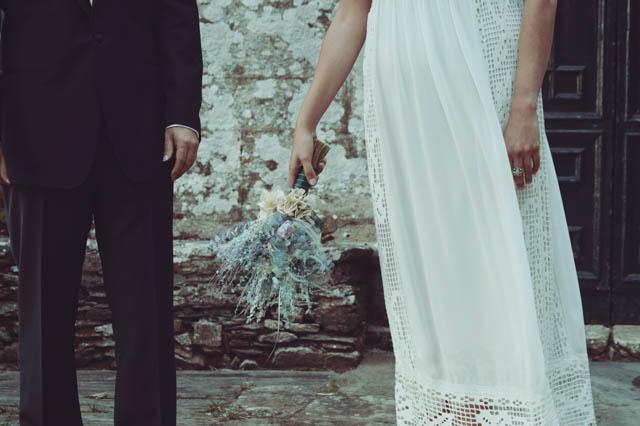 boda galicia pazo novia vestido blog atodoconfetti