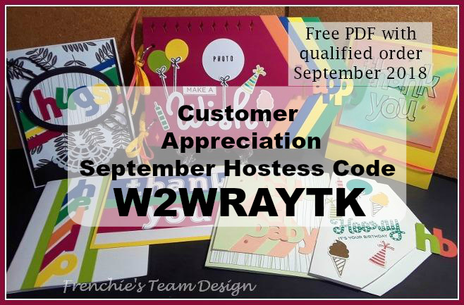 September Customer Appreciation, Alphabet Dies, Free, PDF