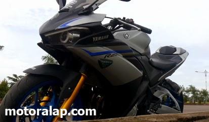 Raungan Knalpot Custom Yamaha R25 dari Motoralap Exhaust