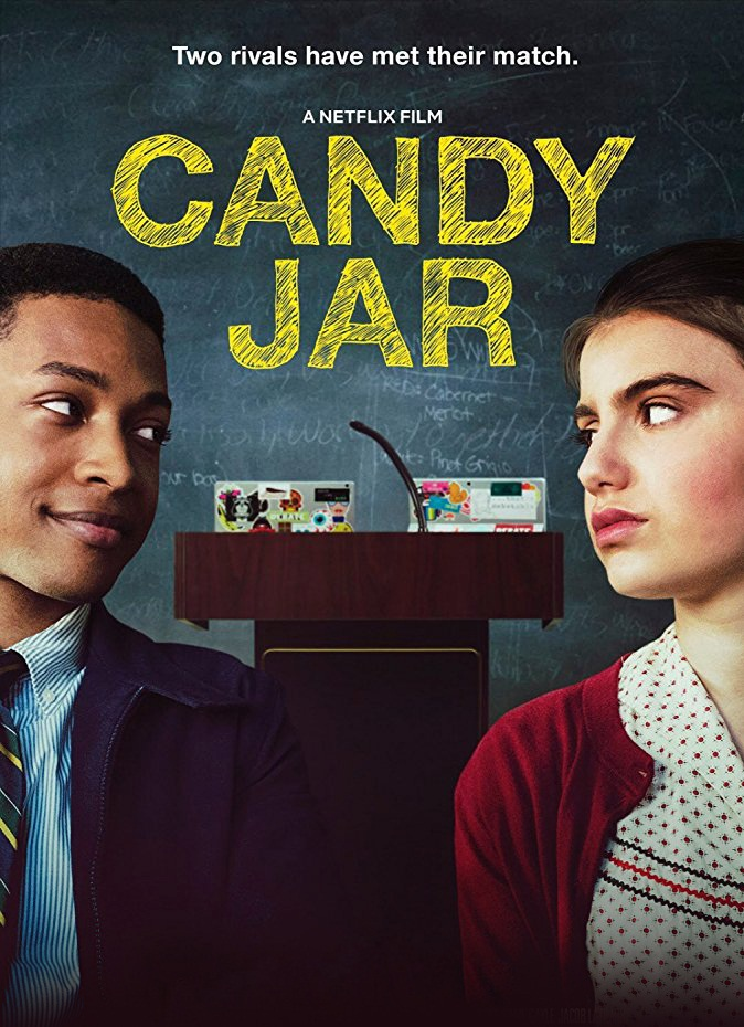 Candy Jar [2018] [DVDR] [NTSC] [CUSTOM HD] [Latino]